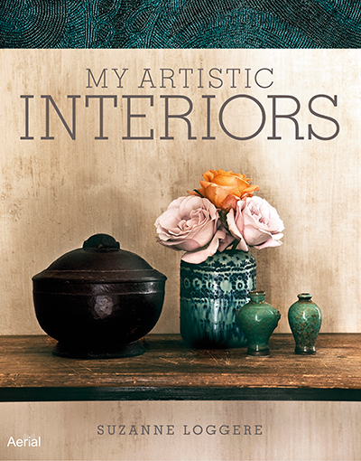 My Artistic Interiors - boekomslag